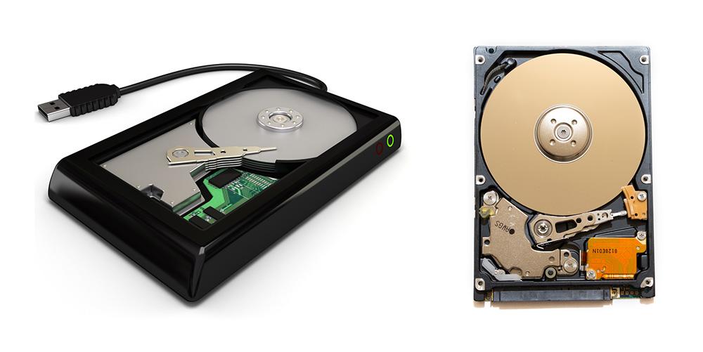 راهنمای خرید هارد دیسک اکسترنال