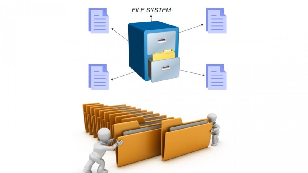 معرفی مختصر انواع سیستم فایل