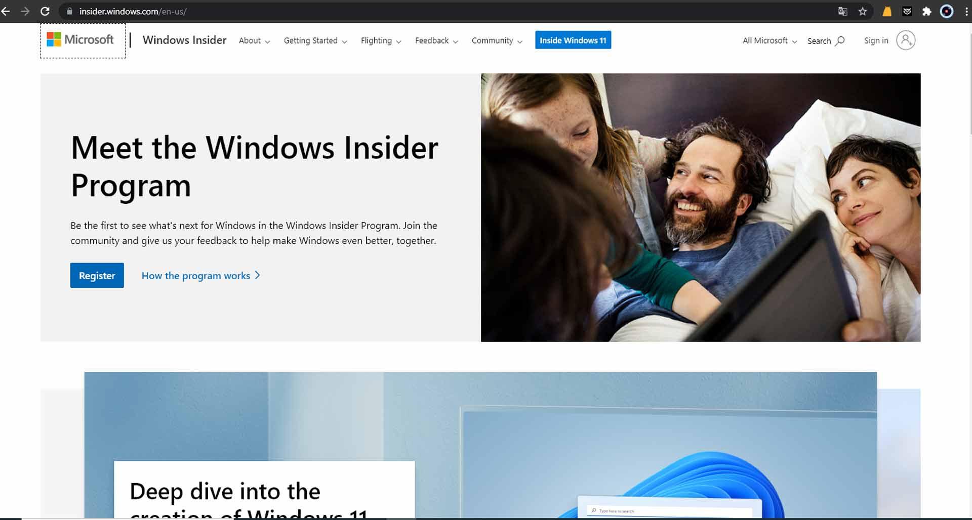 برای استفاده از اولین نسخه ویندوز 11 داوطلب شوید!