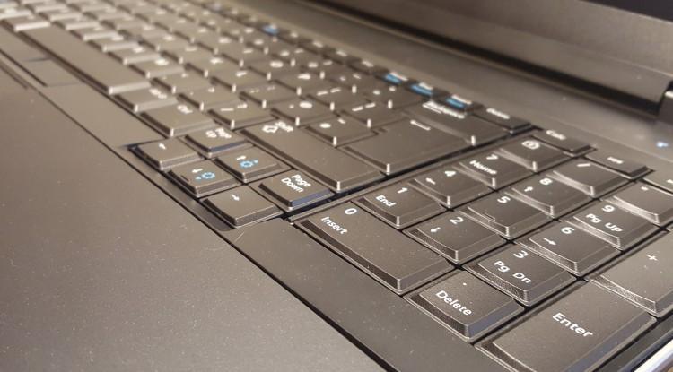 اختلال در عملکرد لپ تاپ Dell Latitude E6540