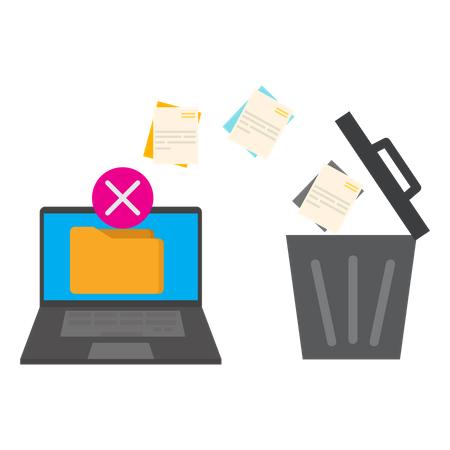 پاک کردن برنامه های بلا استفاده